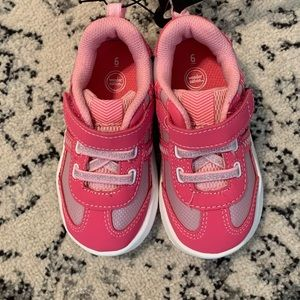 Pink Toddler Girl Sneakers / Tennis Shoes